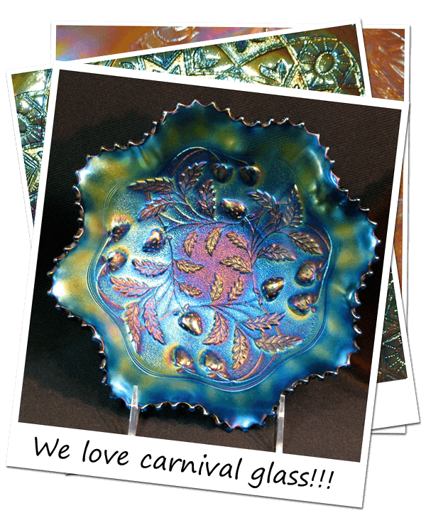 carnival glass photos